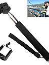 Selfie Stick Monopod Universal, iOS and Android compatible, Adjuatable Holder for Apple Samsung and Other Smart Phone