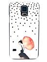 Pour Samsung Galaxy Coque Motif Coque Coque Arrière Coque Femme Sexy Polycarbonate Samsung S5