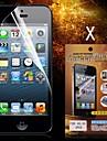 아이폰 4/4S (3PCS)에 대한 보호 HD 스크린 보호자