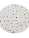 18W Lâmpada de Teto 48 SMD 5730 1500-1700 lm Branco Quente Decorativa AC 100-240 V