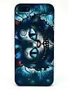 Назначение Кейс для iPhone 5 Чехлы панели С узором Задняя крышка Кейс для Кот Твердый PC для iPhone SE/5s iPhone 5