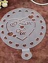 По охране окружающей среды PP Спрей Цветы Die Hard Спрей Любящее сердце торт прессформы