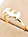 shixin® европейские золотой сплав группы кольца летучей мыши женские (золотой) (1 шт)