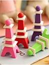 Эйфелева башня в форме Съемный Ластик (случайный цвет)