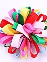Разноцветные Сладкий Ткань заколки