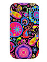 Colorful Jellyfish Pattern TPU Soft Case Cover for Galaxy S3 I9300