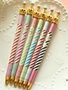 прекрасный дизайн короны черная тушь гелевая ручка (случайный цвет)