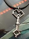 Хоббит Торин Oakenshield ожерелье Lord Of The Rope Ожерелье Кольца Мода сокровищ ключ Vintage