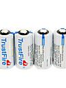 한다 TrustFire CR123A 리튬 (4PCS)