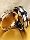 Продажи Star Мода Творческая Три Титан Lovers Ring