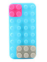 Toy Bricks Design Soft Case for iPhone 5/5S (Assorted Colors)