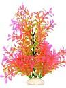 Аквариум ПВХ Моделирование Фальк воды цветок Зеленый Розовый