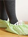 Cubierta del zapato de impresión no tejido (color al azar)