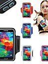 Protective Gym Jogging Sports Armband Case for Samsung Galaxy S5 i9600(Assorted Colors)