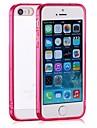 Toophone ® JOYLAND transparent adhésif pour Trame colorée de cas pour l'iPhone 5/5S (couleurs assorties)