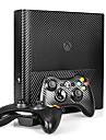 b-Skin® Xbox 360 Slim etiqueta consola com etiqueta controlador 2pcs