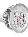 MR16 4W 320LM 4500K натуральный белый свет Светодиодные пятно света (AC / DC 12V)