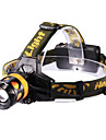 LETO N8 Adjustable Focus3-Mode 1xCree XM-L T6 Anglehead Headlamps(1or2x18650,2000LM)
