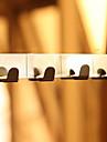 Ανοξείδωτο χάλυβα 4 γάντζοι