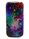 Shining Star Space Pattern TPU Soft Case  for Samsung Galaxy S4 Mini I9190