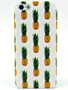 Pineapple Fruits Pattern Hard Plastic Case for iPhone 5/ 5S