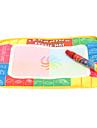Doodle Mat with a Pen Intelligence Development