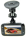 Автомобильный видеорегистратор 2.7 дюймовый ЖК-дисплей с G-датчика NOVATEK, GS8000L Оригинал стеклянный объектив 1080P