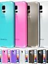 прозрачный корпус матовое покрытие для Samsung Galaxy S5 9600
