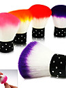1PCS Colorful Dusting Brush Face Makeup Nail Art Cosmetic Tool(Random Color)