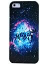 estrelas infinidade caso noite impressão para iphone 4 / 4s