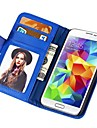 S5 Fashion Wallet Style PU Leather Case for Samsung Galaxy S5 I9600 Phone Bag With Stand Fuction