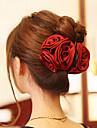 Coréen Rose Acrylique Forme griffes de cheveux pour les femmes (Plus de couleurs) (1 PC)
