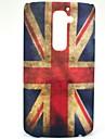 Retro UK Flag Pattern Hard Protective Case for LG G2/D802