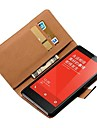 Luxury Wallet Style Leather Case for Xiaomi Hongmi Note Phone Covers with Stand & Card Holders