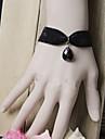 Готическая Лолита Vintage Женская Черный Сплав браслет (1 шт)