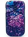 Casos Padrão Sago Cycas Flor plástico rígido para Samsung Galaxy S3 mini-I8190