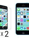 [2-Pack] Ultra Clear ЖК-экран Гвардии Protector для iPhone 5C