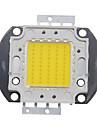 ZDM ™ поделки интегрированный модуль 50w высокой мощности 4000-5000lm естественный белый свет водить (32-35v)