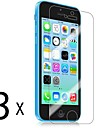 [3-Pack] Premium High Definition Clear Screen Protectors for iPhone 5C