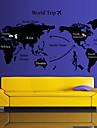 карта мира Стрикер стена