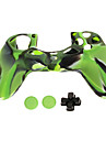 PS4 Protective Silicone Skin + D-pad + Nonslip Silicone cap Set