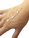 Shixin® Fashion Golden Tassel Crystal Charm Bracelets(1 Pc) Christmas Gifts