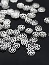 Z&X® DIY моды нежный цветок бусина в форме кронштейн 100 шт