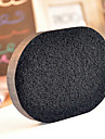 Bamboo Carbon Wash Face Powder Puff Random Delivery
