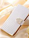Brillant étui en cuir Wallet Bling Crystal pour Samsung i9300 Galaxy S3