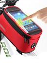 ROSWHEEL® Велосумка/бардачок #(1.5)LБардачок на раму / Сотовый телефон сумкаВодонепроницаемый / Быстросохнущий / Защита от пыли /