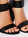 Shixin® Fashion Simple Golden Silver Alloy Toe Ring(1 Pc)