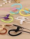 Kida KD-166 Orelhas de suspensão da música Stereo / Mic fone de ouvido intra-auriculares para Todos Smartphone