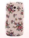 Rose Pattern PC Hard Case for Samsung Galaxy S3 Mini I8190