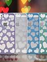 горячий продавать выдалбливают любящее сердце шаблон дизайна шт трудный случай для IPhone 5/5s (разных цветов)